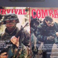 Libros: SURVIVAL Y COMBAT. Lote 230011140