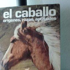 Libros: CABALLO - EL. ORIGENES, RAZAS, APTITUDES NEREO LUGLI. Lote 231624155