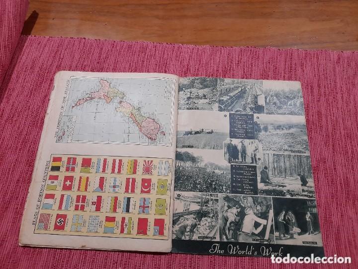Libros: Atlas mundial del año 1943, editado en Londres. - Foto 3 - 236555100