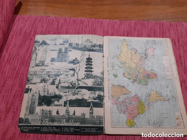 Libros: Atlas mundial del año 1943, editado en Londres. - Foto 4 - 236555100