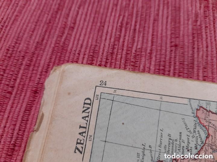 Libros: Atlas mundial del año 1943, editado en Londres. - Foto 5 - 236555100