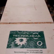 Libros: RUBÉN CASAÑO, TECNOLOGÍA, PROBLEMAS DE TECNOLOGÍA INDUSTRIAL, PARANINFO, VOL 1. Lote 237029675