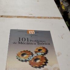 Libros: 101 PROBLEMAS DE MECÁNICA TEÓRICA,ARTURO MONCHO JORDA. Lote 237029850