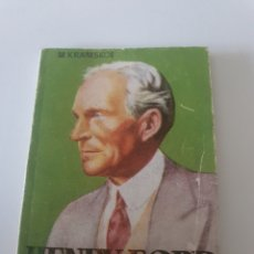 Libros: LIBRO HENRY FORD M KRAMSKOI. Lote 237191950