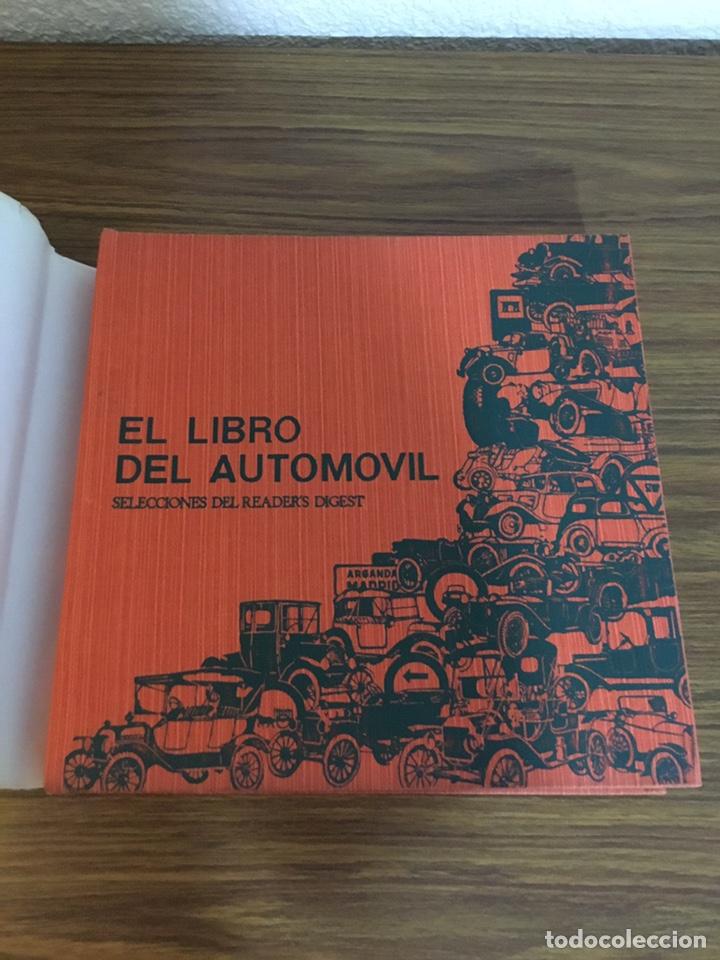 Libros: Libro del automovil - Foto 2 - 241753470