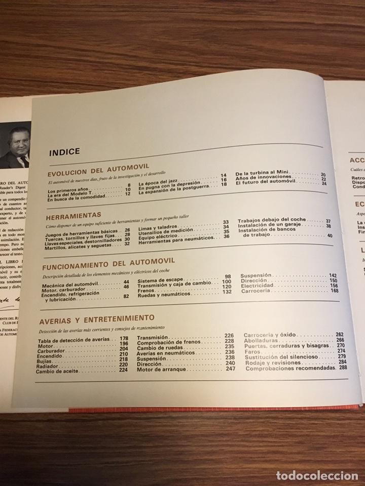 Libros: Libro del automovil - Foto 5 - 241753470
