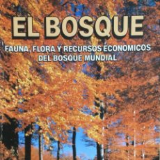 Libros: EL BOQUE. BLUME. NUEVO. Lote 244007555