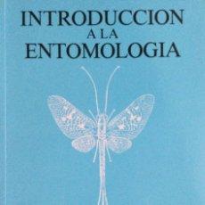 Livros: INTRODUCCIÓN A LA ENTOMOLOGÍA. MUNDI PRENSA. NUEVO. Lote 244415950