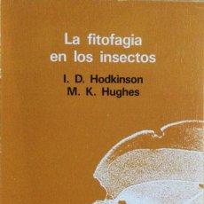 Libros: LA FITOFÁGIA EN LOS INSECTOS. OIKOS TAU. NUEVO. Lote 244416935