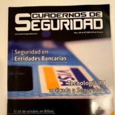 """Libros: """"CUADERNOS DE SEGURIDAD"""" - PROSEGUR. Lote 245358795"""