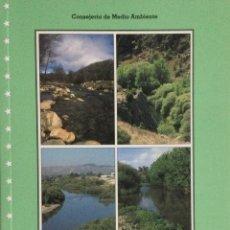 Livros: RÍOS DE MADRID. NATURALEZA E HISTORIA. MUNDI PRENSA. NUEVO. Lote 248063455