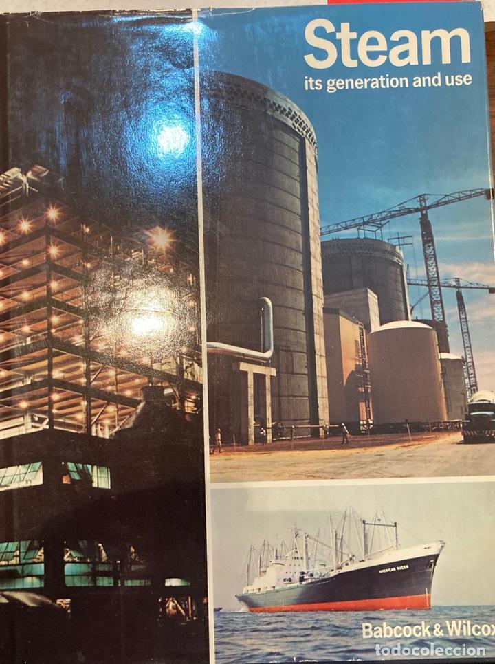 STEAM. ITS GENERATION AND USE. BABCOCK WILCOX. 31 EDITION. PRINTED IN USA. 1978. NUEVO (Libros Nuevos - Ciencias, Manuales y Oficios - Otros)