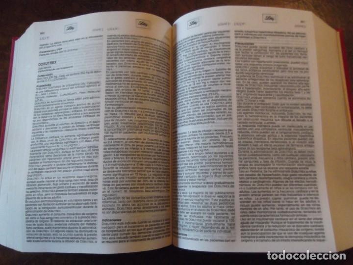 Libros: Valdemecum INTERNACIONAL MEDICOM año 1991 1900 pag / de 22 x 17 y 8 cm de grueso - Foto 5 - 253550140