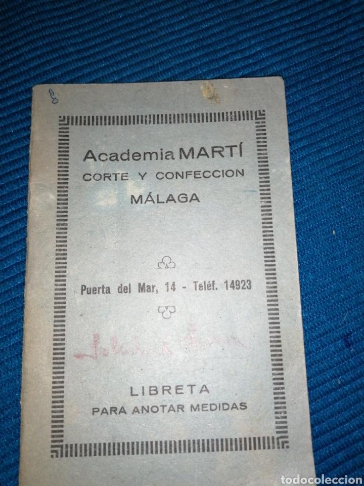 Libros: LIBRO DE CORTE SISTEMA MARTÍ, MODISTERIA, BARCELONA 1962. MÁS REGALO - Foto 7 - 253569130
