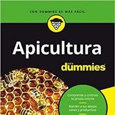 Libros: APICULTURA PARA DUMMIES HOWARD BLACKISTON. Lote 254399730