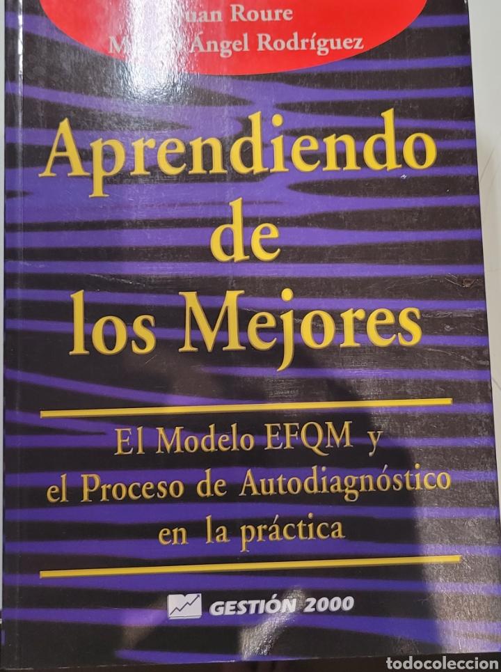 APRENDIENDO DE LOS MEJORES. JOAN ROURE. (Libros Nuevos - Ciencias, Manuales y Oficios - Otros)