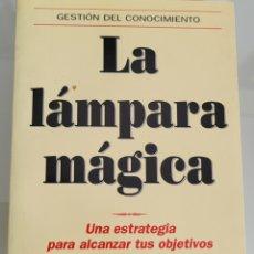 Libros: LA LÁMPARA MÁGICA KEITH ELLIS. Lote 256104515