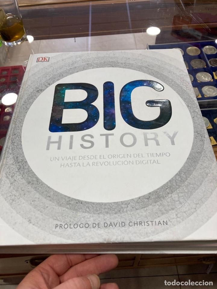 LIBRO BIG HISTORY (Libros Nuevos - Ciencias, Manuales y Oficios - Otros)