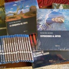 Livros: RUTAS DEL MUNDO.. Lote 264313168