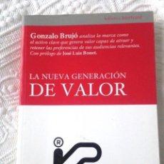 Libros: FANTÁSTICO LIBRO DE MARCAS Y PUBLICIDAD DE G. BRUJO. Lote 266329238