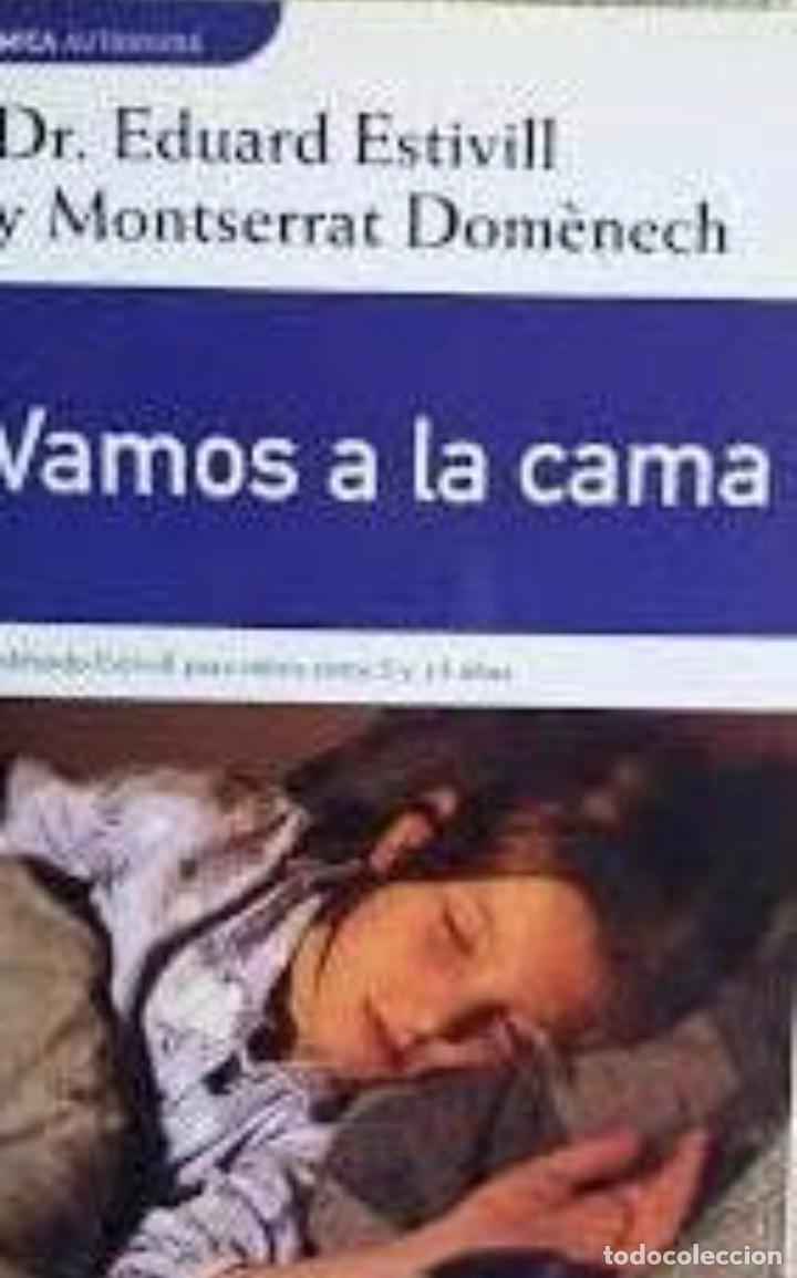 VAMOS A LA CAMA ( SUEÑO EN NIÑOS ) (Libros Nuevos - Ciencias, Manuales y Oficios - Otros)