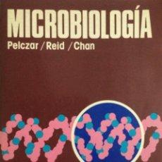 Libros: MICROBIOLOGÍA. PELCZAR. NUEVO. Lote 98541627