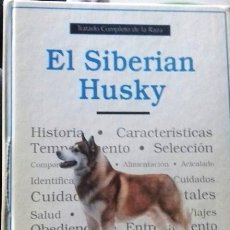 Libros: EL SIBERIANO HUSKY TAPA DURA. Lote 267869814