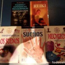 Libros: PACK DE LIBROS DE REFERENCIA Y DIDACTAS. Lote 269742223