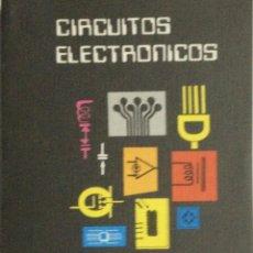 Livros: CIRCUITOS ELECTRÓNICOS 4. DIGITALES II. MUÑOZ MERINO. NUEVO. Lote 269955183