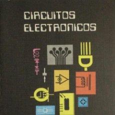 Livros: CIRCUITOS ELECTRÓNICOS 3. DIGITALES I. MUÑOZ MERINO. NUEVO.. Lote 269955468