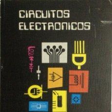 Livros: CIRCUITOS ELECTRÓNCOS 1. ANALÓGICOS I. MUÑOZ MERINO. NUEVO. Lote 269956288