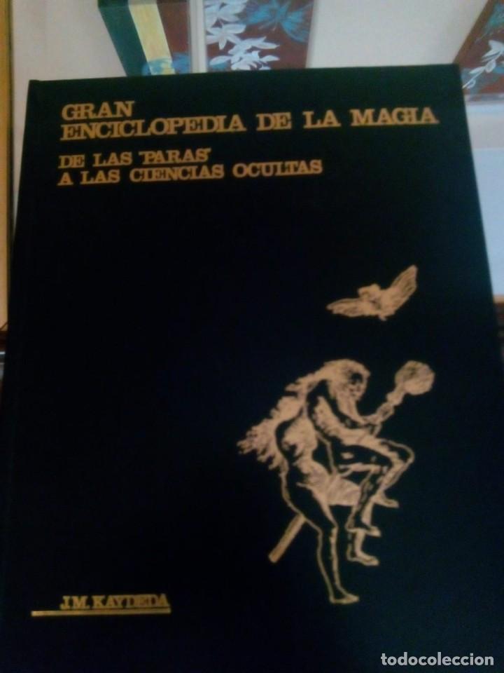 GRAN ENCICLOPEDIA DE LA MAGIA Y CIENCIAS OCULTAS (Libros Nuevos - Ciencias, Manuales y Oficios - Otros)