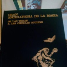 Libros: GRAN ENCICLOPEDIA DE LA MAGIA Y CIENCIAS OCULTAS. Lote 270586828