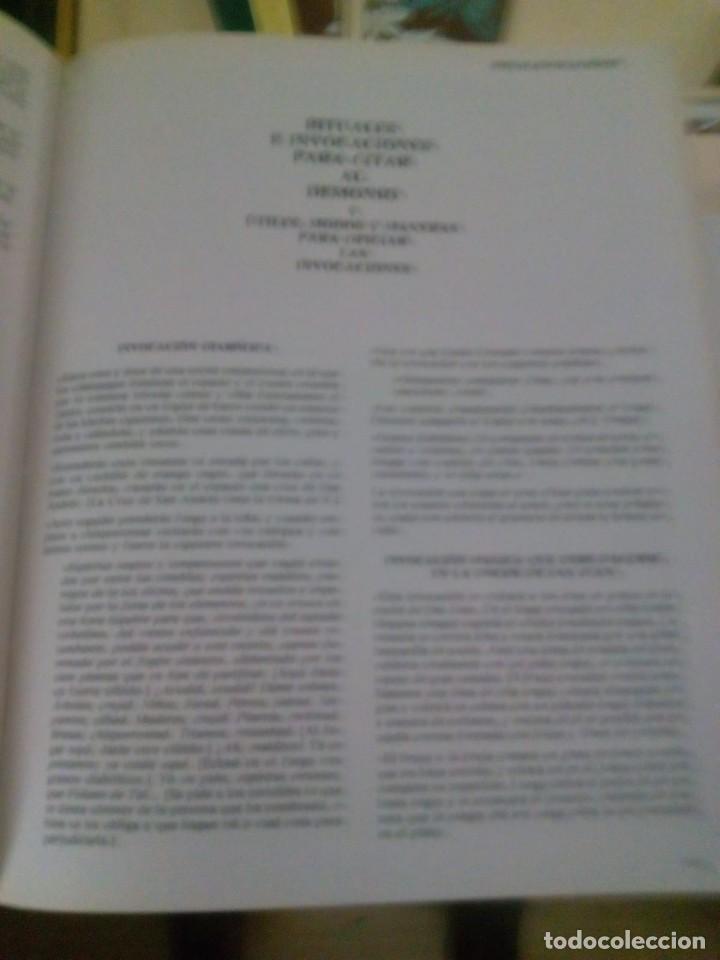 Libros: GRAN ENCICLOPEDIA DE LA MAGIA Y CIENCIAS OCULTAS - Foto 2 - 270586828