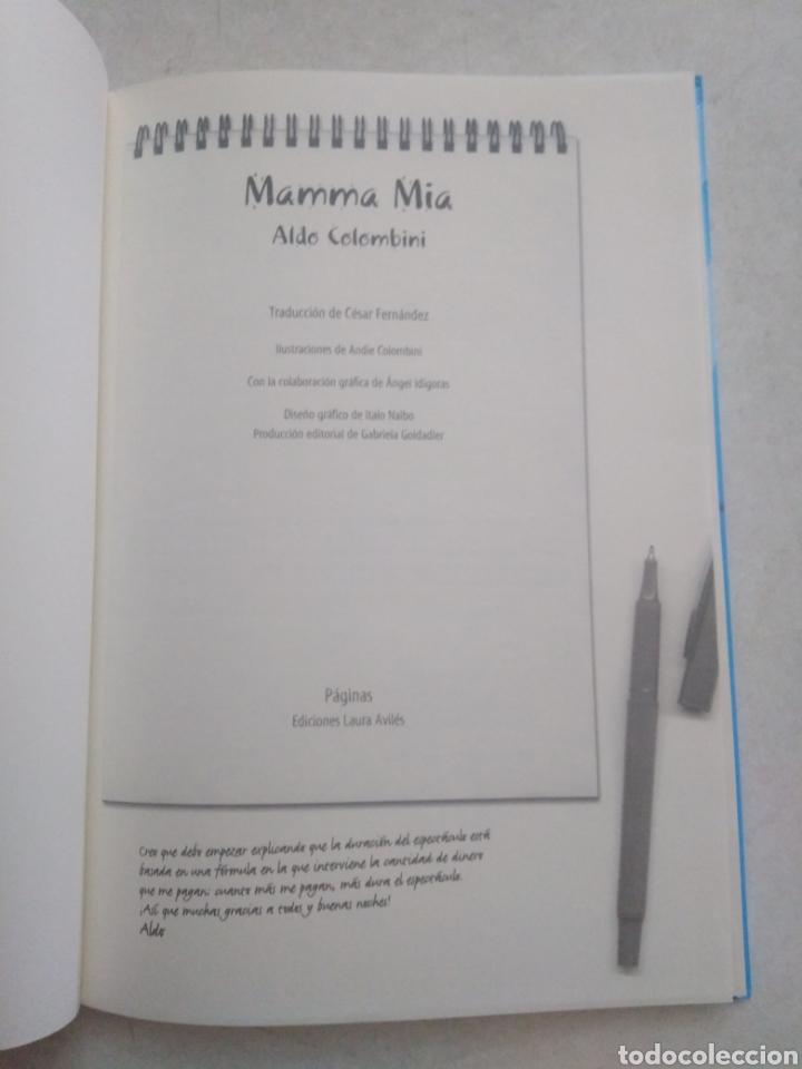 Libros: ¡ Mamma Mia ! La magia de Aldo Colombini - Foto 3 - 273985938