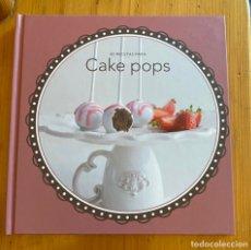 Libros: 40 RECETAS CAKE POPS. Lote 276747738