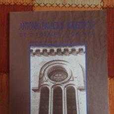 Libros: ANTONIO PALACIOS, ARQUITECTO. Lote 287032013
