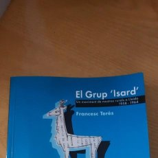 Libros: UN MOVIMIENT DE MESTRES RURALS A LLEIDA.. Lote 287097758