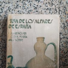 Libros: GUÍA DE LOS ALFARARES DE ESPAÑA. Lote 288156388