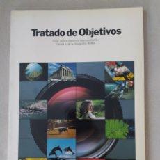 Libros: TRATADO DE OBJETIVOS CANON. Lote 288621643