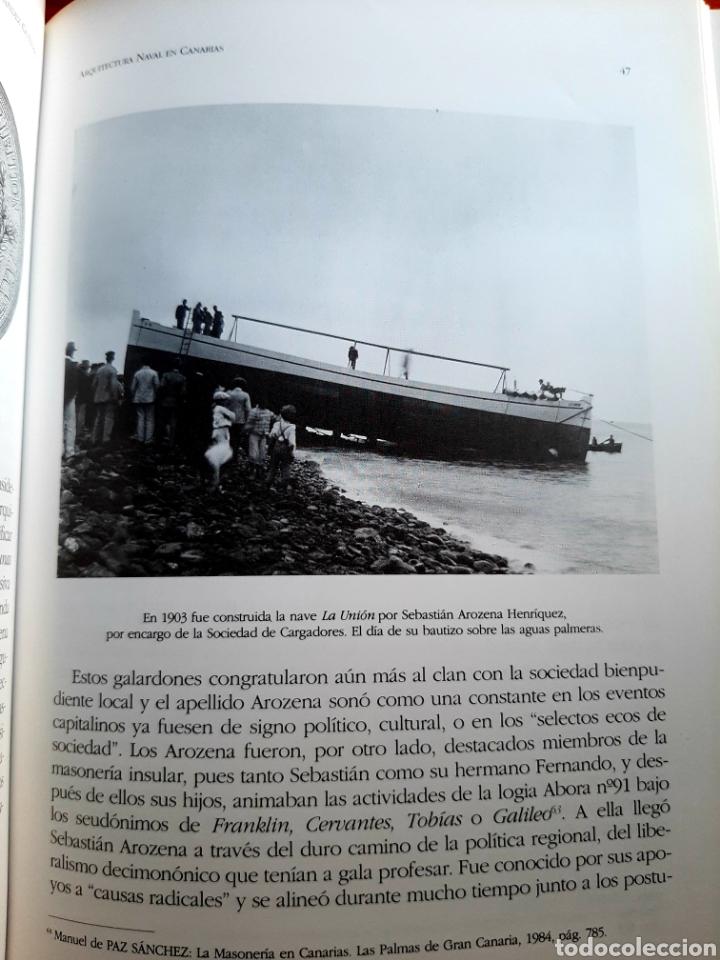 Libros: Arquitectura naval en Canarias - Foto 7 - 288974988