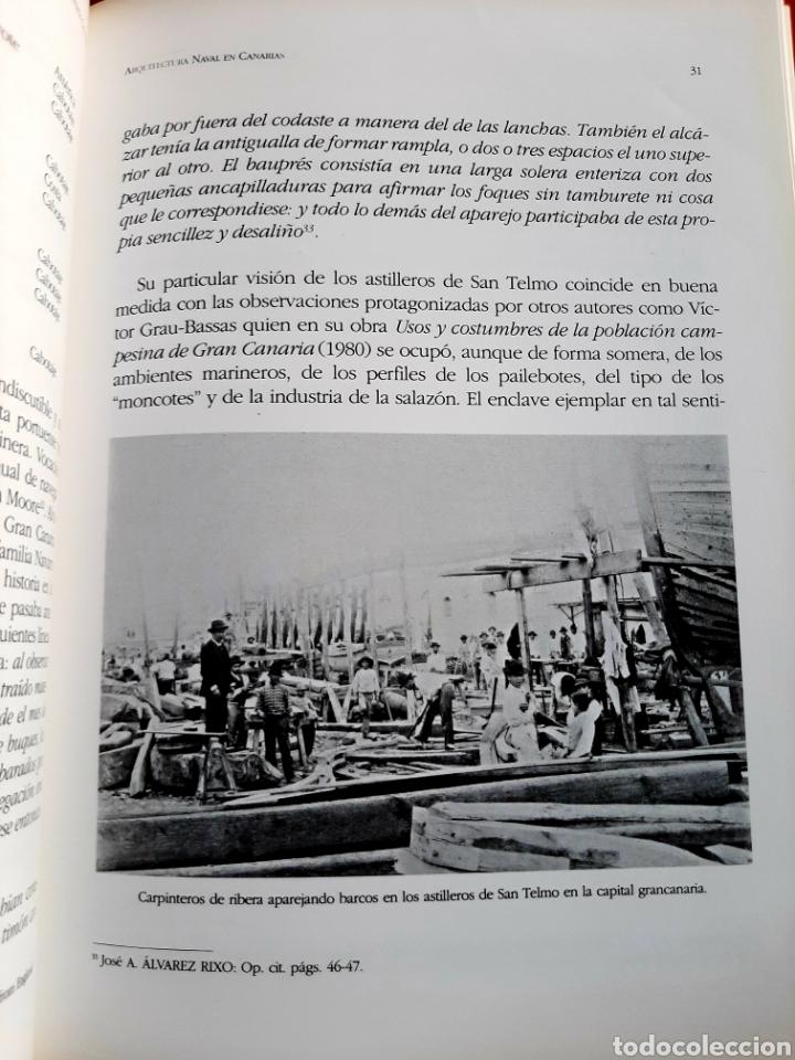 Libros: Arquitectura naval en Canarias - Foto 9 - 288974988