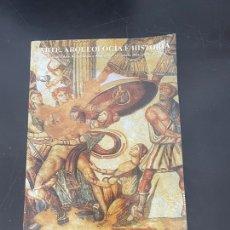 Libros: ARTE, ARQUEOLOGÍA E HISTORIA. Lote 292567588