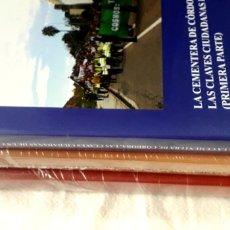 Libros: LA CEMENTERA DE CÓRDOBA: LAS CLAVES CIUDADANAS DE UN CONFLICTO. Lote 293629813
