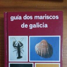 Libros: GUÍA DOS MARISCOS DE GALICIA. Lote 295543383