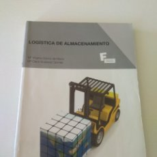 Libros: LOGÍSTICA DE ALMACENAMIENTO. MARCOMBO EDICIONES TECNICAS. Lote 296004058
