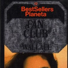 Libros: FAN CLUB IRVING WALLACE. Lote 24715345