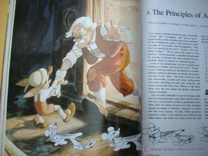 Libros: DISNEY - THE ILLUSION OF LIFE - DISNEY ANIMATION - Foto 5 - 48069278