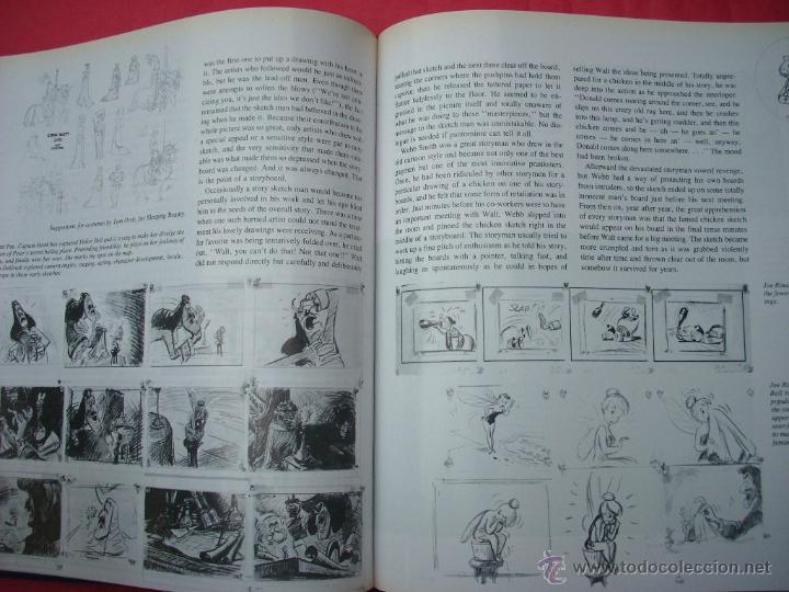 Libros: DISNEY - THE ILLUSION OF LIFE - DISNEY ANIMATION - Foto 6 - 48069278