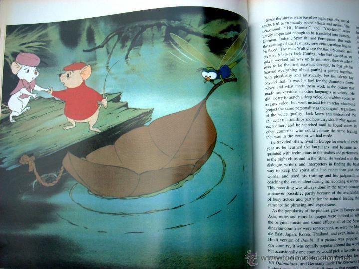Libros: DISNEY - THE ILLUSION OF LIFE - DISNEY ANIMATION - Foto 7 - 48069278